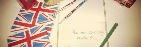 You are cordially invited…