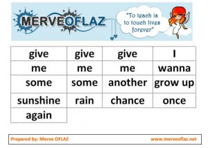 Give me some sunshine! | Merve Oflaz | Teacher, Trainer